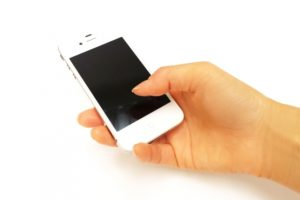 iPhoneの強制再起動