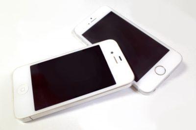 古いiPhone